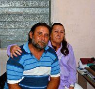 Patricia y Roberto