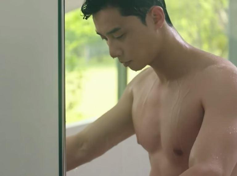 朴敘俊身材健壯(圖/金秘書為何那樣劇照)