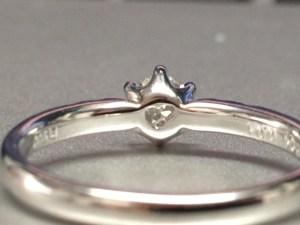 Genteel 結婚指輪・婚約指輪 ハートマーク