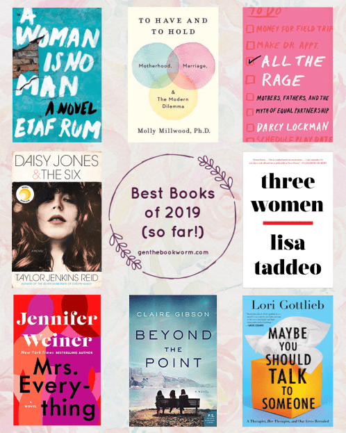 list of favorite 2019 books so far