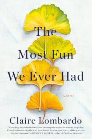 5 star book review for The Most Fun We Ever Had