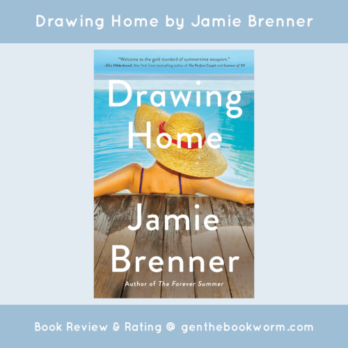 book review of Drawing Home by Jamie Brenner