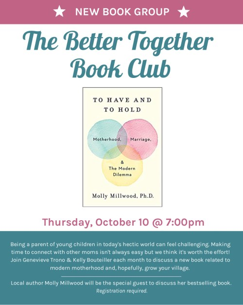 motherhood book club