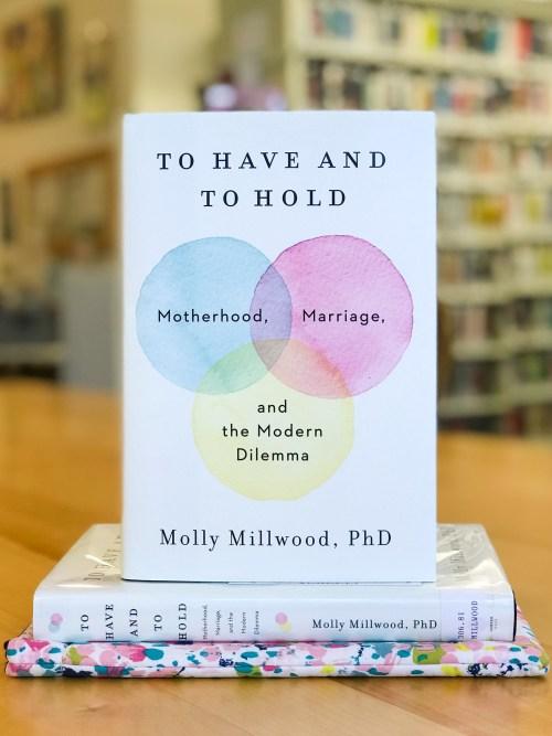 motherhood book club book selection
