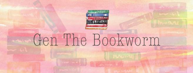 Genevieve Trono at Gen The Bookworm