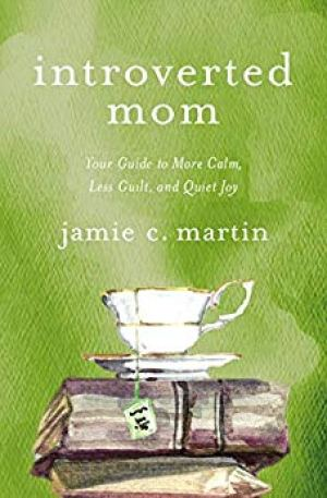 Introverted Mom by Jamie Martin