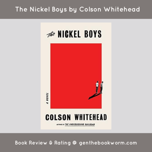 book review of The Nickel Boys
