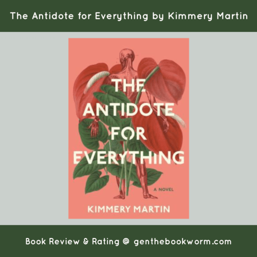 The Antidote for Everything book review