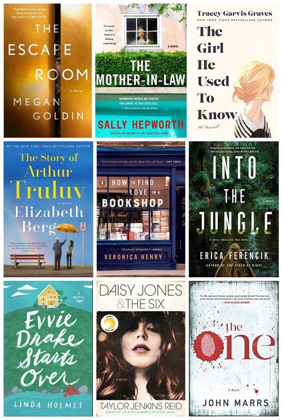 2019 fiction favorites