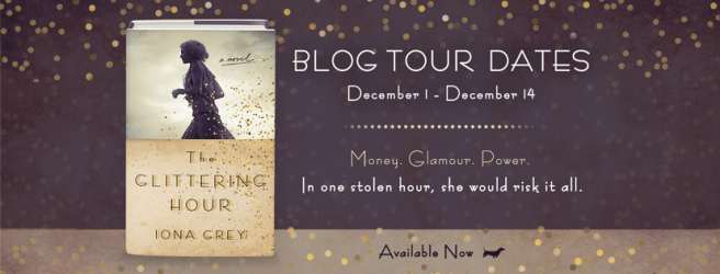 Glittering Hour Blog Tour - Facebook