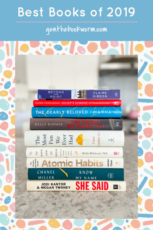 favorite books 2019