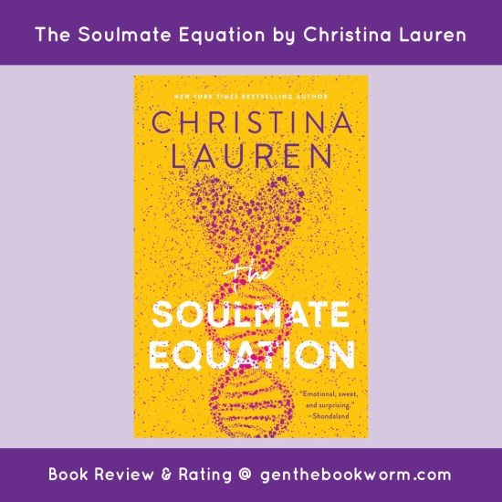 The Soulmate Equation book review