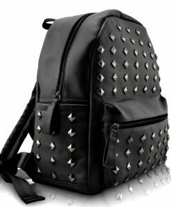 Rucsac dama Lian -negru - geanta sport - rucsac dama