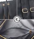 Rucsac dama Ali -negru – geanta sport – rucsac dama