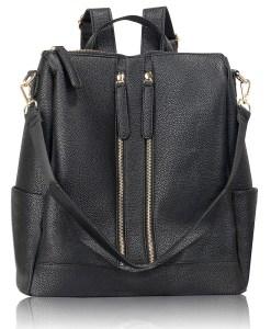 Rucsac dama Ali -negru - geanta sport - rucsac dama