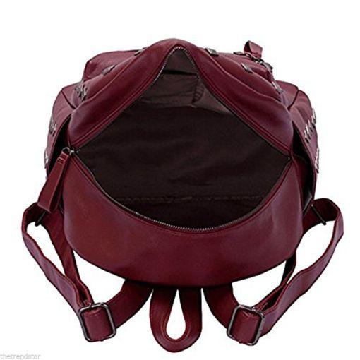 Rucsac damă Tori - culoarea mov - geanta sport - rucsac dama