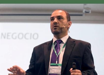 Toni Fuentes es CEO de LSI, S.A., representante en exclusiva para España de GeneXus.