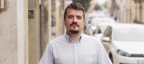 Jaume Caterineu, president de Sinergia.