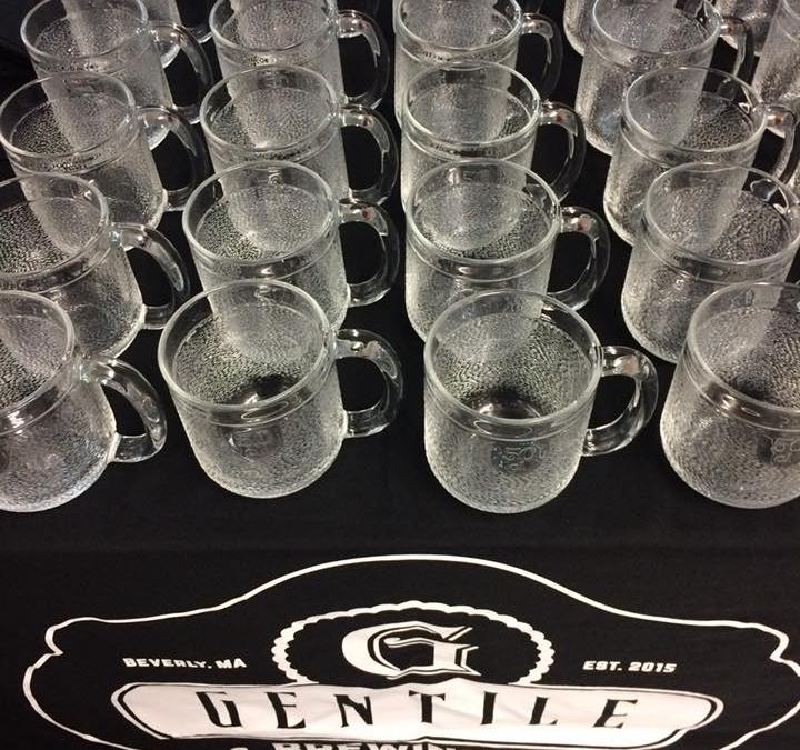 Gentile Brewing Mug Club 2018 Edition