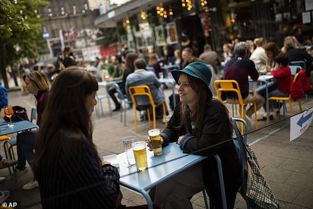 Brussels Closes Cafes And Bars For A Month As The Country Takes A Step Towards Return To Full Coronavirus Lockdown