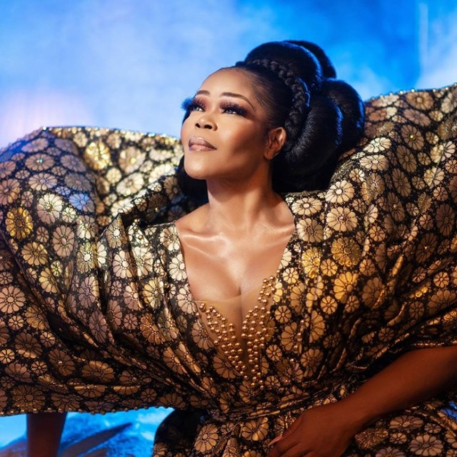 Actress Shaffy Bello Shares Stunning Photos As She Turns 50
