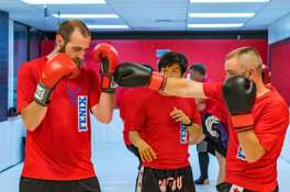 ADULT MUAY THAI