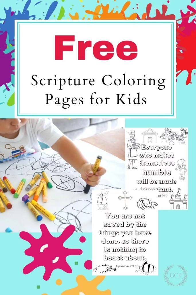 image of free bible coloring pages for kids - Pinterest