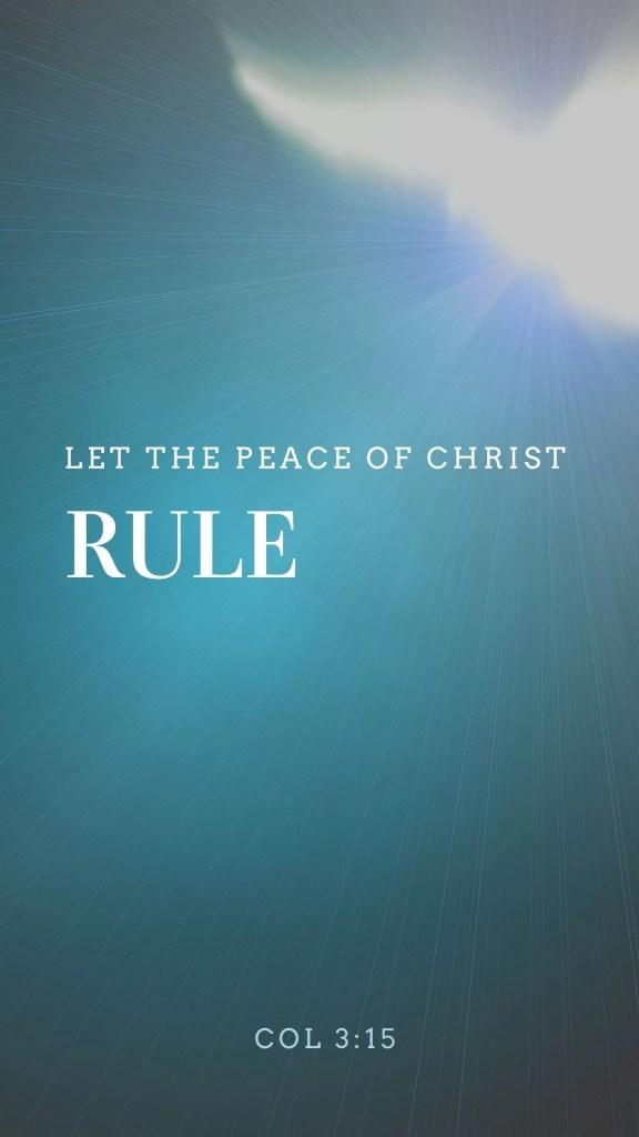image of mobile screensaver Bible verse