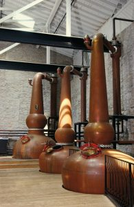 Pot Stills Woodford
