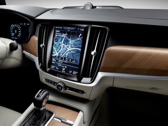 Interior Centrestack Right Volvo S90/V90