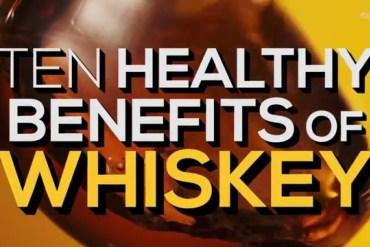 VODA ŽIVOTA Deset razloga zašto je viski dobar za naše zdravlje
