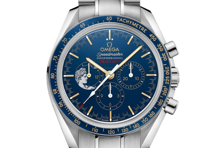 "Omega Speedmaster ""Apollo XVII"" Limited Edition"