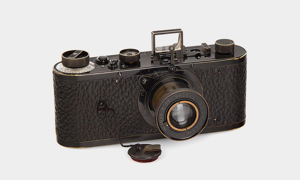 NAJSKUPLJE PRODANI FOTOAPARAT Leica serije 0 iz 1923. godine prodana za vrtoglavih 2,9 milijuna dolara