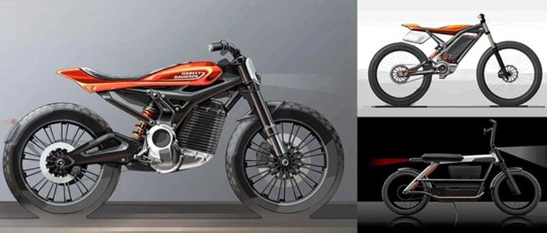 Električni koncepti iz Harley-Davidsona