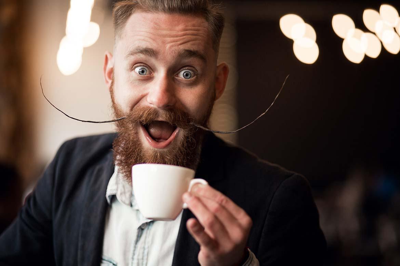 AKO STE SE PITALI Smijem li imati bradu na fotografiji za putovnicu?