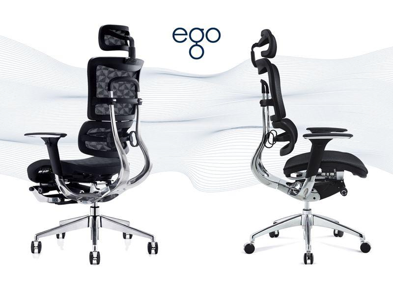 ergonomska uredska stolica