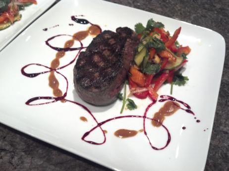 Recipe of the Month: Filet Mignon Salad