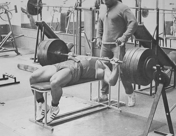 You Can Snatch and Still Bench Press