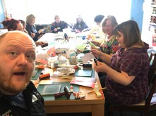 All Counties Craft Challenge Diary Four Counties - Four Counties Somerset 8
