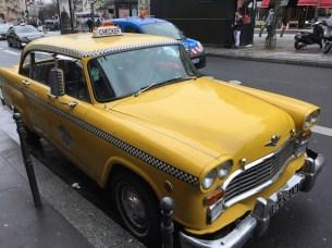 taxi jaune kfc
