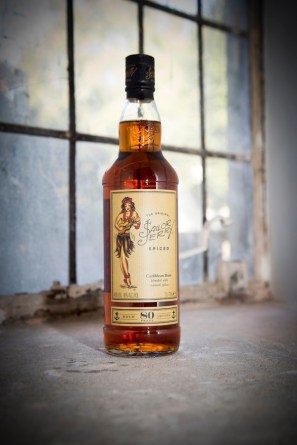 New Sailor Jerry Bottle Refresh - Image 1
