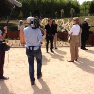 Renaissance du Bosquet du théâtre d'eau du château de Versailles 2