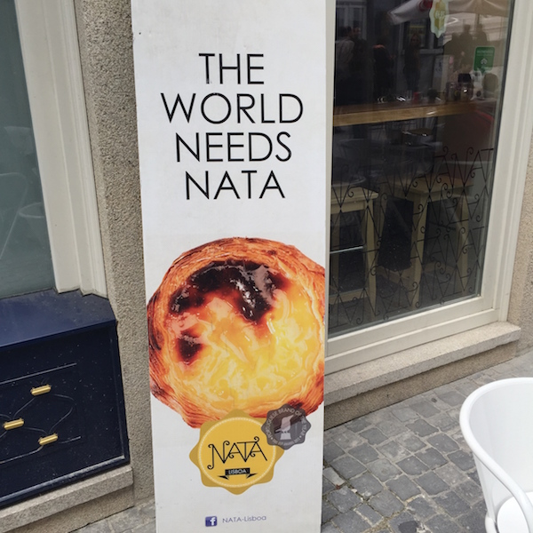 The wolrd needs Nata, rien à ajouter