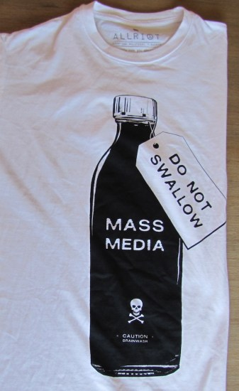 t-shirts du site grafitee.fr mass media