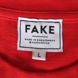 tee shirt Fake 1