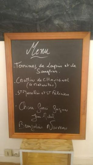 Le menu pour accompagner les Beaujolais nouveau, de la bonne boustifaille