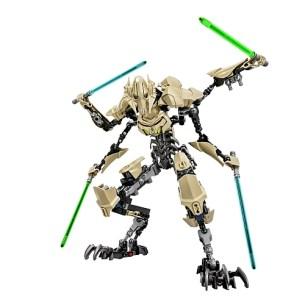 meilleurs lego star wars general grevious