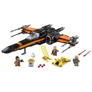 meilleurs lego star wars poe x wing