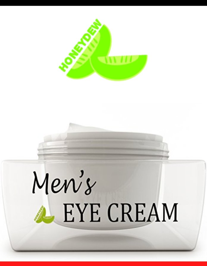 Natural Eye Cream for Men-HONEYDEW