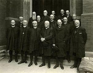 Clergymen